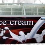 فریزر بستنی