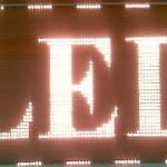کلیه قطعات تابلو ال ای دی روان (LED)