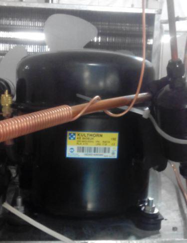 موتور یخچال صنعتی