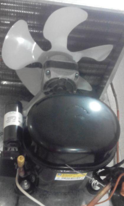 کمپرسور یخچال صنعتی