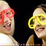 خرید اینترنتی عینک نورانی