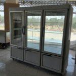 فروش فوری تعدادی یخچال صنعتی